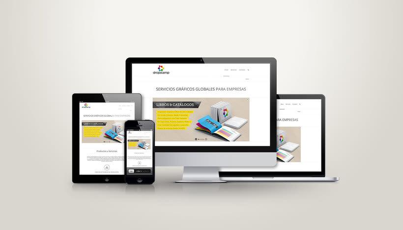 Diseño Web / Wordpress/ Css / Responsive 1
