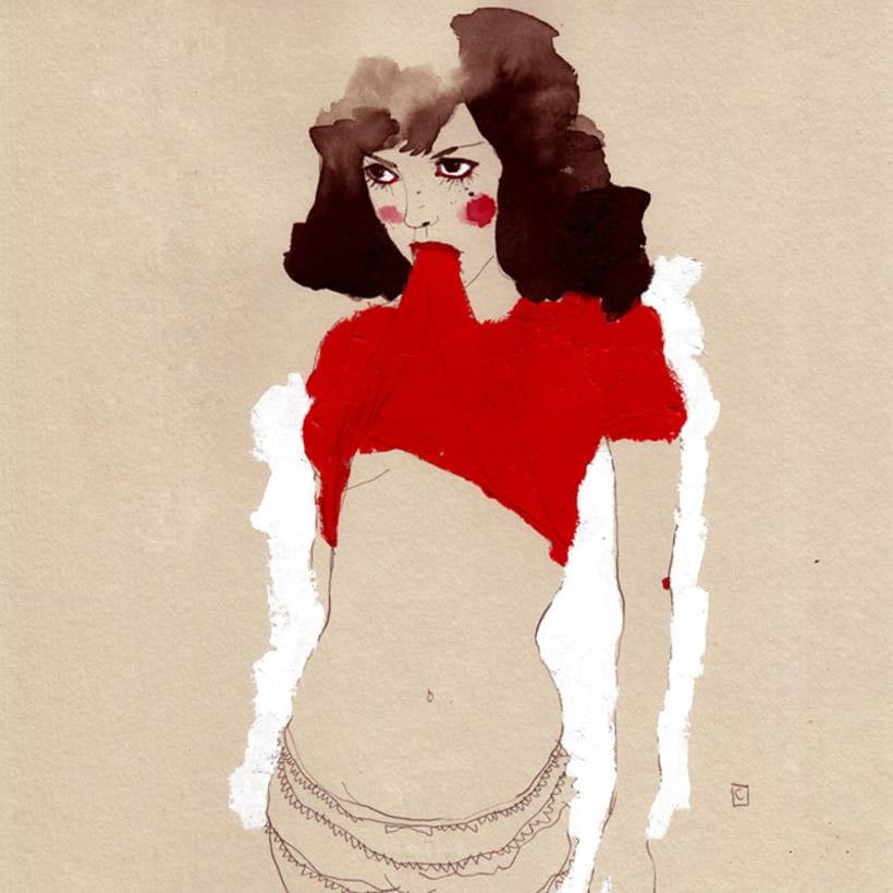 Conrad Roset: el ilustrador de las musas de acuarela 11