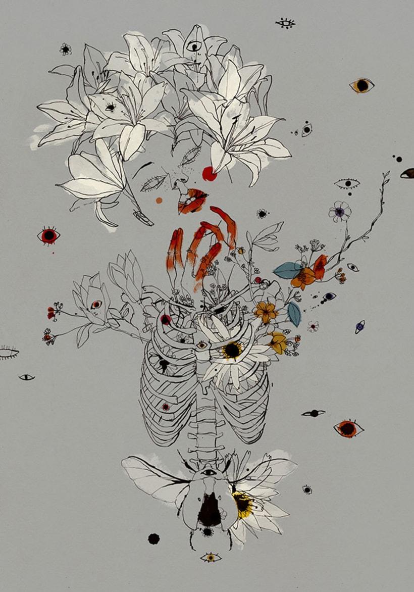 Conrad Roset: el ilustrador de las musas de acuarela 19