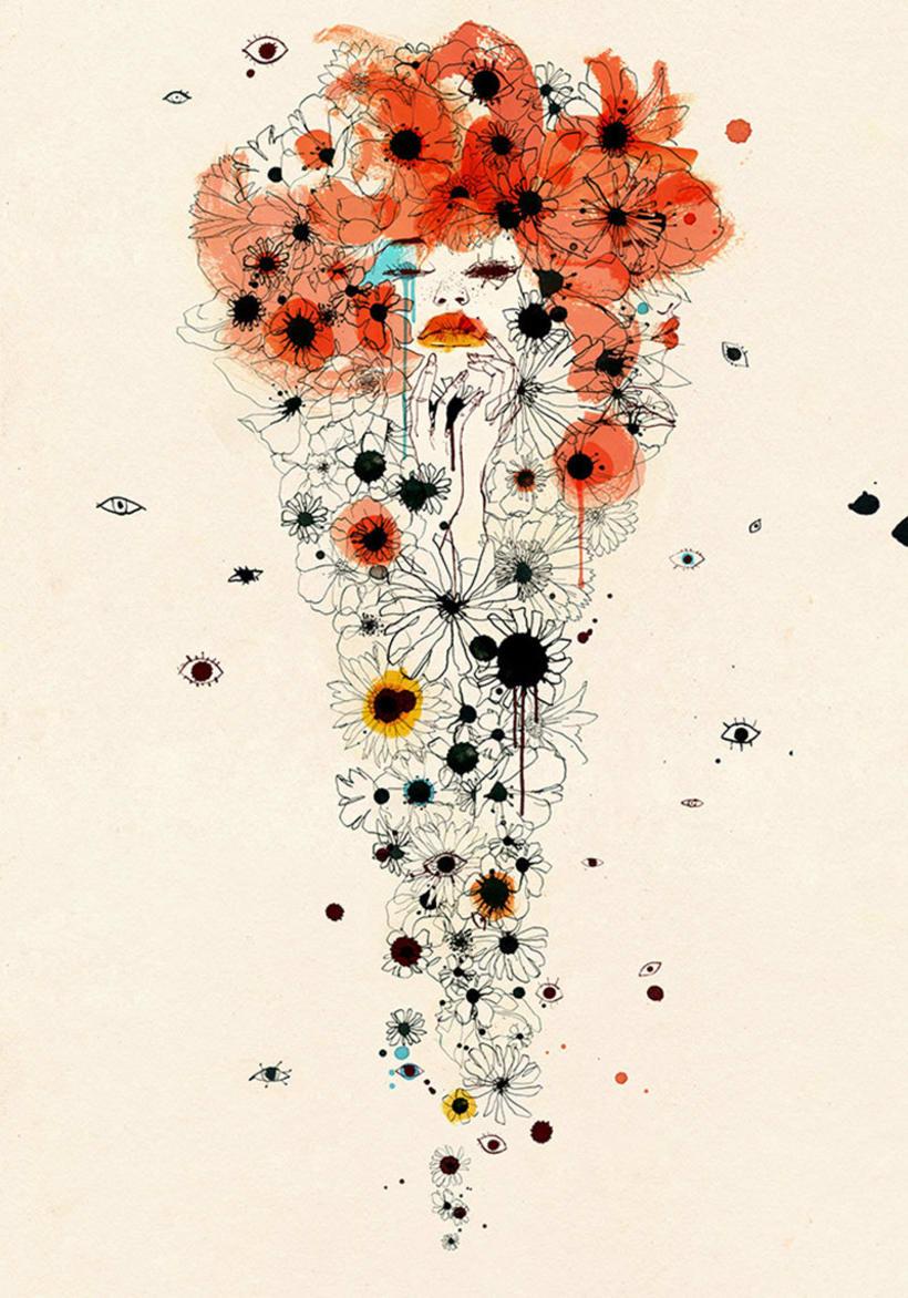Conrad Roset: el ilustrador de las musas de acuarela 22