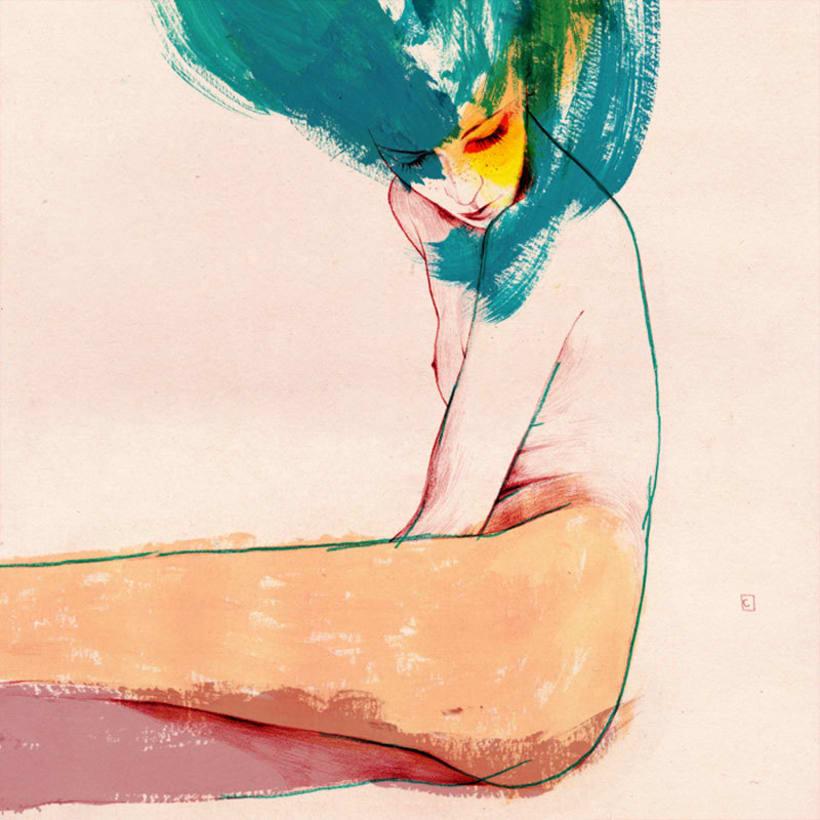 Conrad Roset: el ilustrador de las musas de acuarela 23