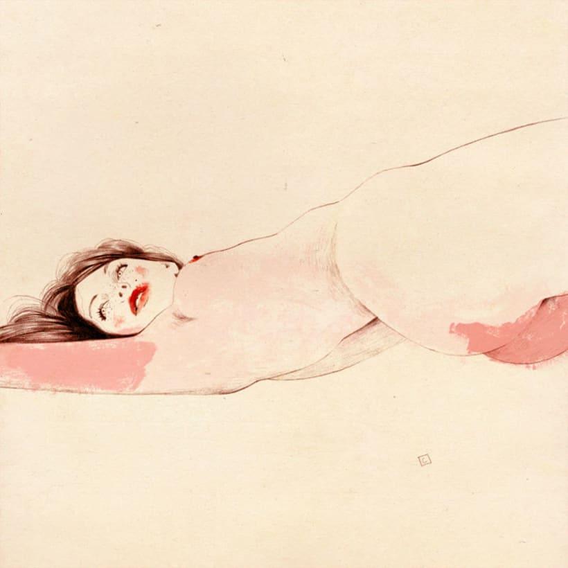 Conrad Roset: el ilustrador de las musas de acuarela 24