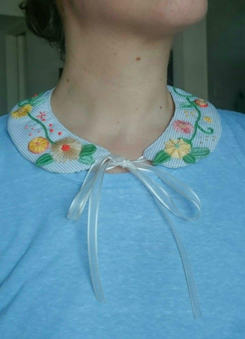 Cuello estilo peter pan 3
