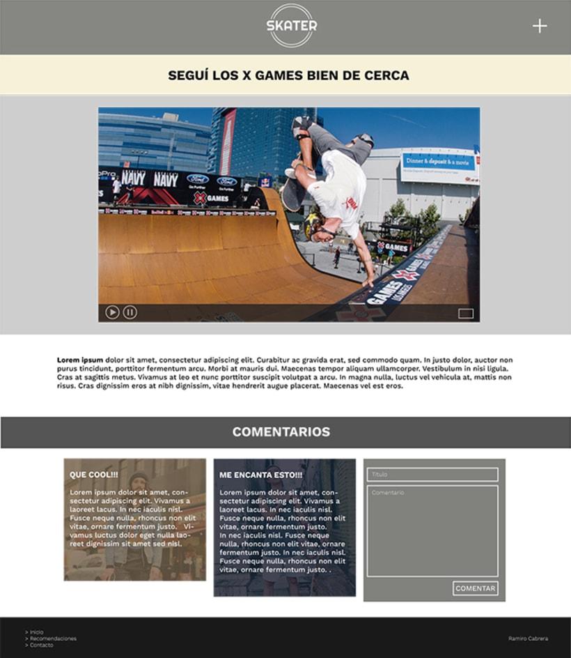 Entrega Diseño de Identidad Coorporativa para Web 6