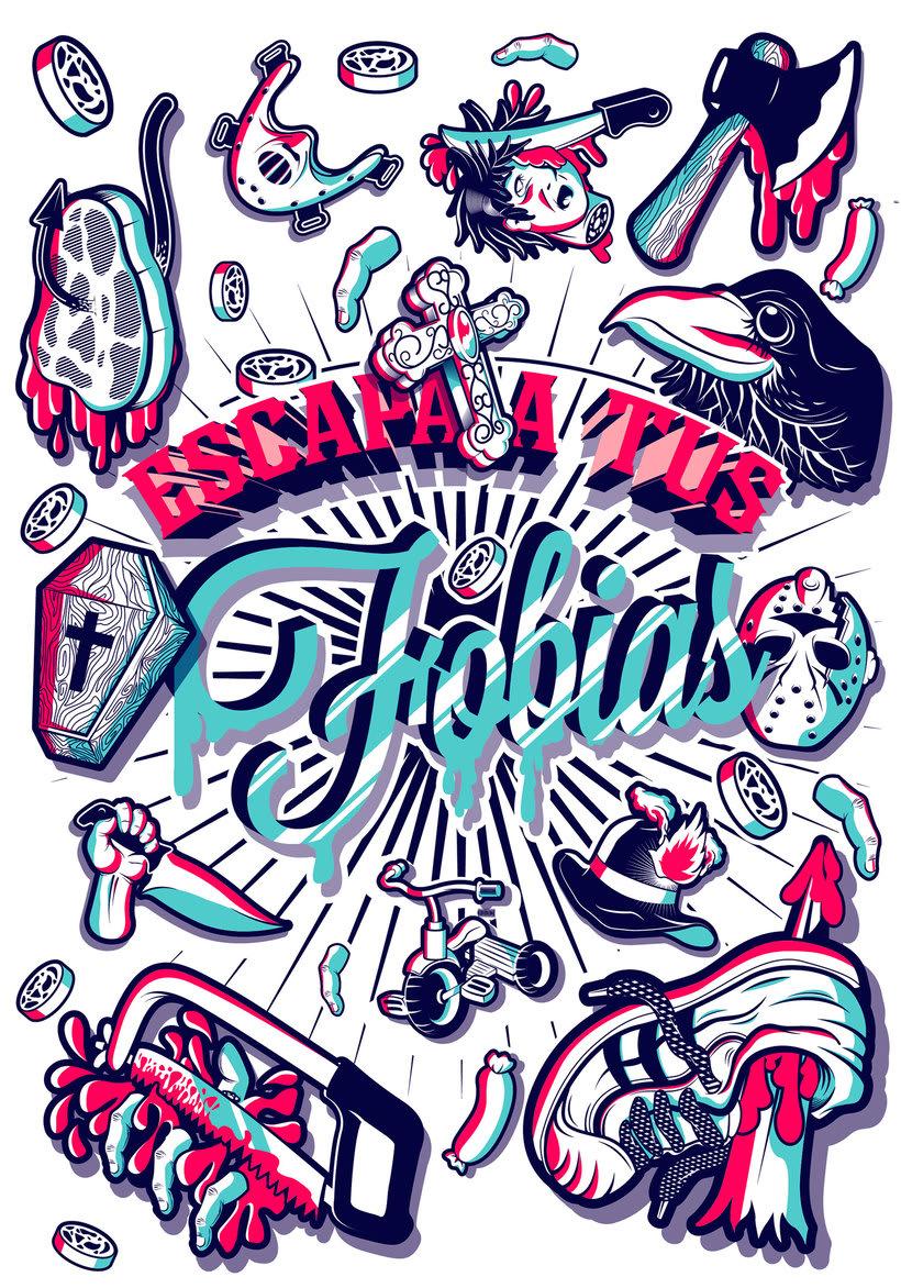 Le Monsta: ilustración y lettering made in Colombia 11
