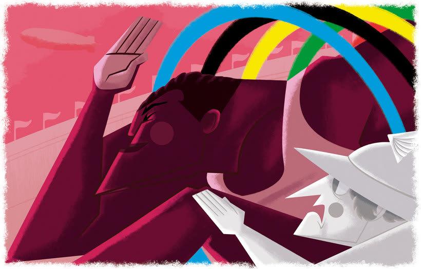 Jhonny Núñez, ilustraciones con sabor multicultural 2