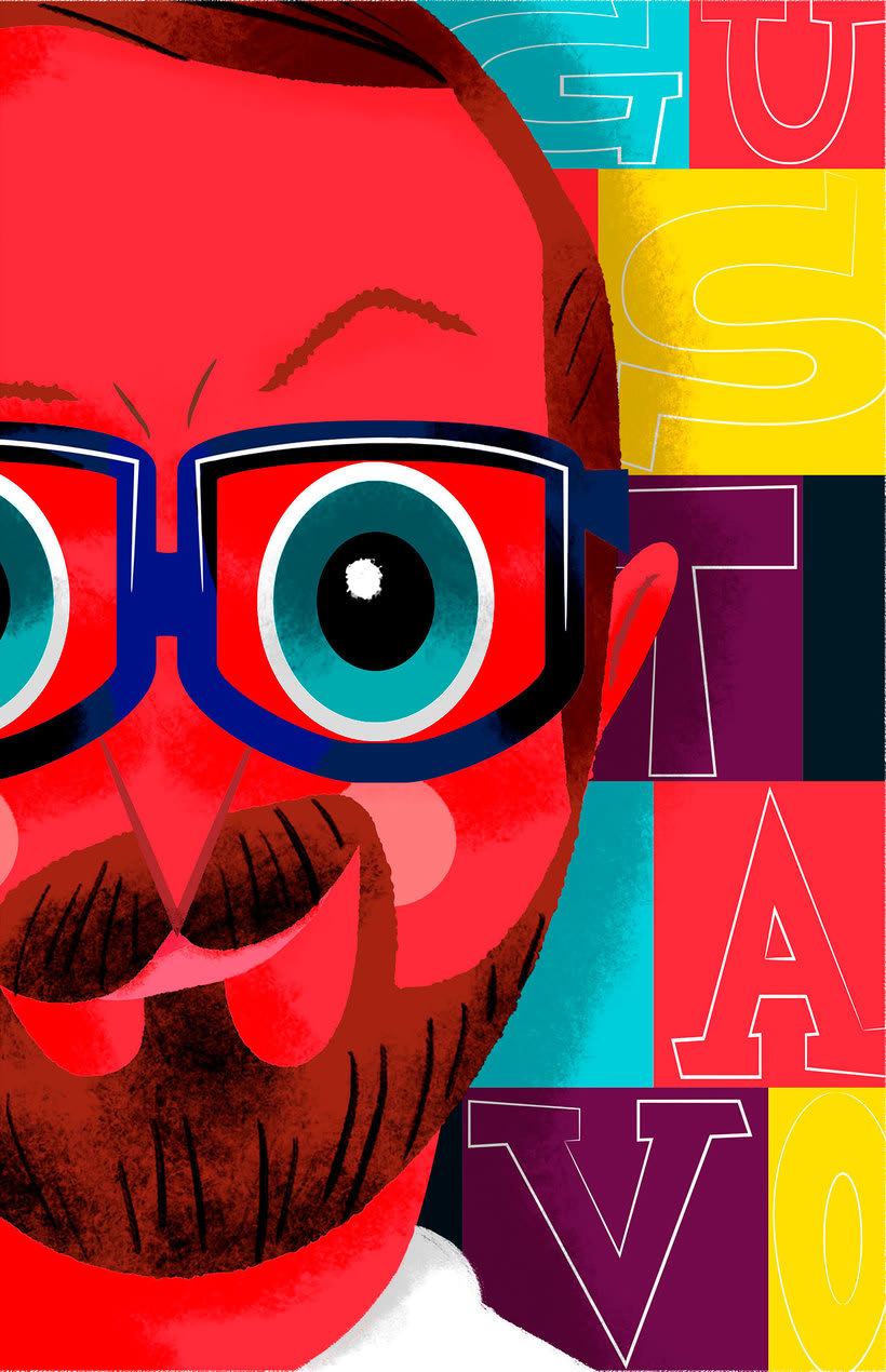 Jhonny Núñez, ilustraciones con sabor multicultural 10