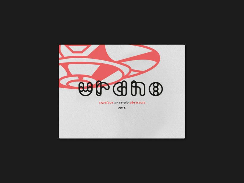 URANO / Typeface 5