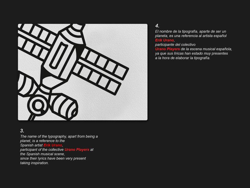 URANO / Typeface 7