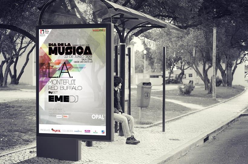 Dia de la Musica Summer Music  0
