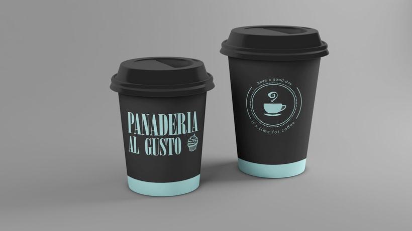 Branding Panaderia al Gusto 1