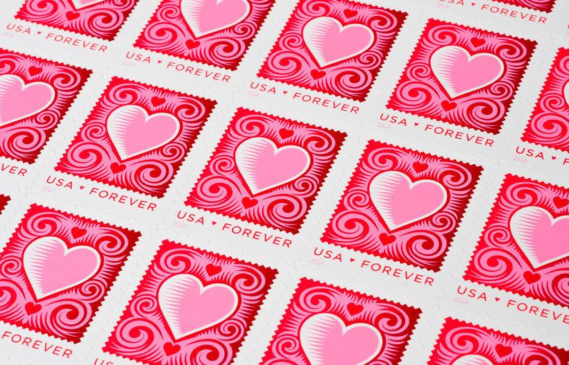 ¿Quién diseña los sellos postales? 1