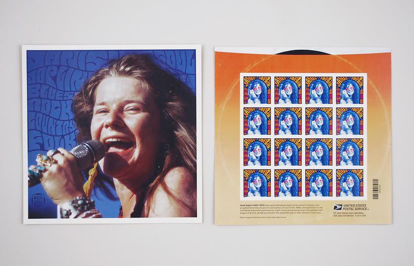 ¿Quién diseña los sellos postales? 4