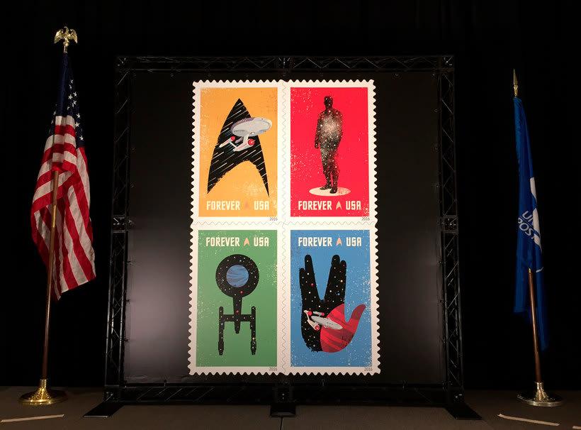¿Quién diseña los sellos postales? 7