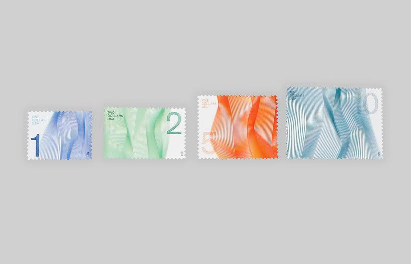 ¿Quién diseña los sellos postales? 8