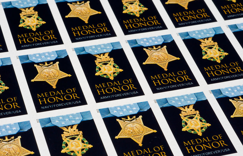 ¿Quién diseña los sellos postales? 9