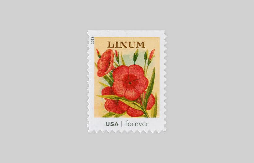 ¿Quién diseña los sellos postales? 12
