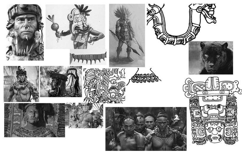Leyendas mayas reinventadas en clave de ciencia ficción 4