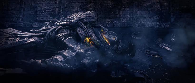 Leyendas mayas reinventadas en clave de ciencia ficción 7