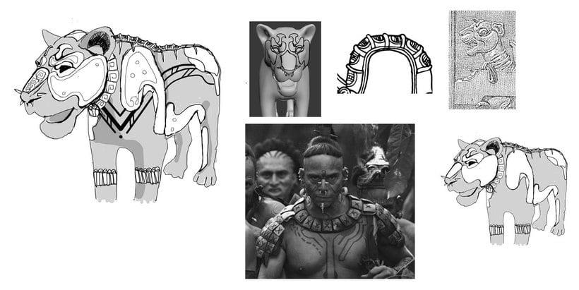 Leyendas mayas reinventadas en clave de ciencia ficción 8