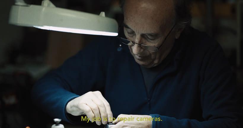 El arte perdido de reparar cámaras analógicas 1