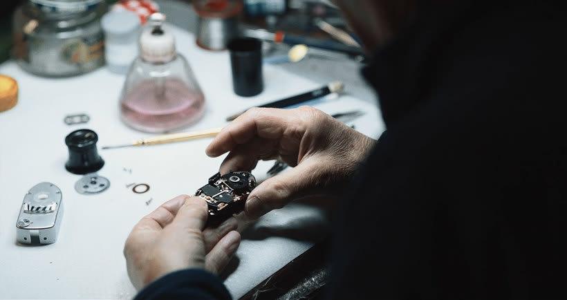 El arte perdido de reparar cámaras analógicas 3
