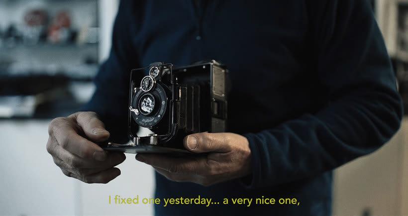 El arte perdido de reparar cámaras analógicas 8