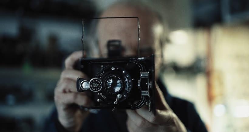 El arte perdido de reparar cámaras analógicas 9