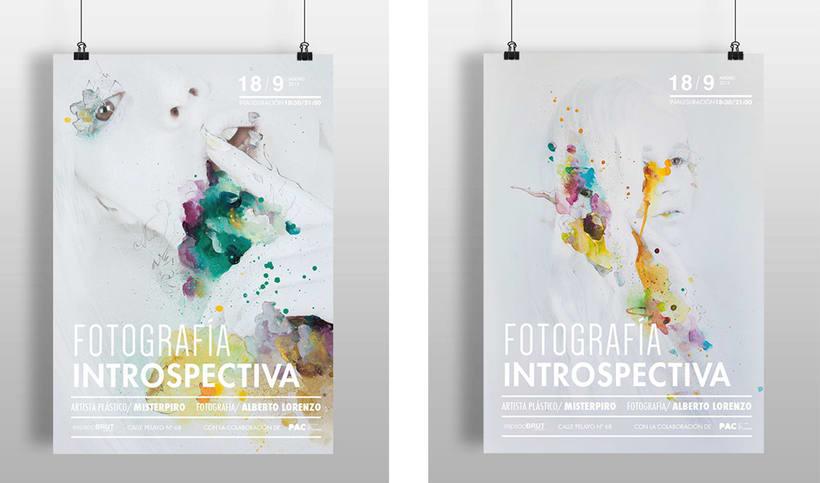 FOTOGRAFÍA INTROSPECTIVA / Proyecto artístico 6