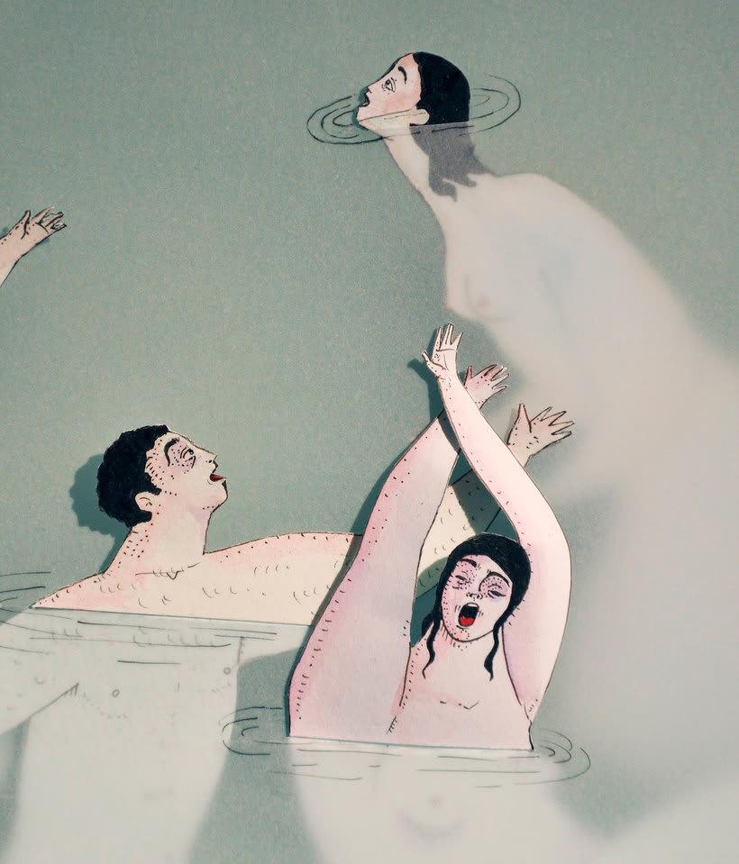Las ilustraciones pasadas por agua de Sonia Alins 10