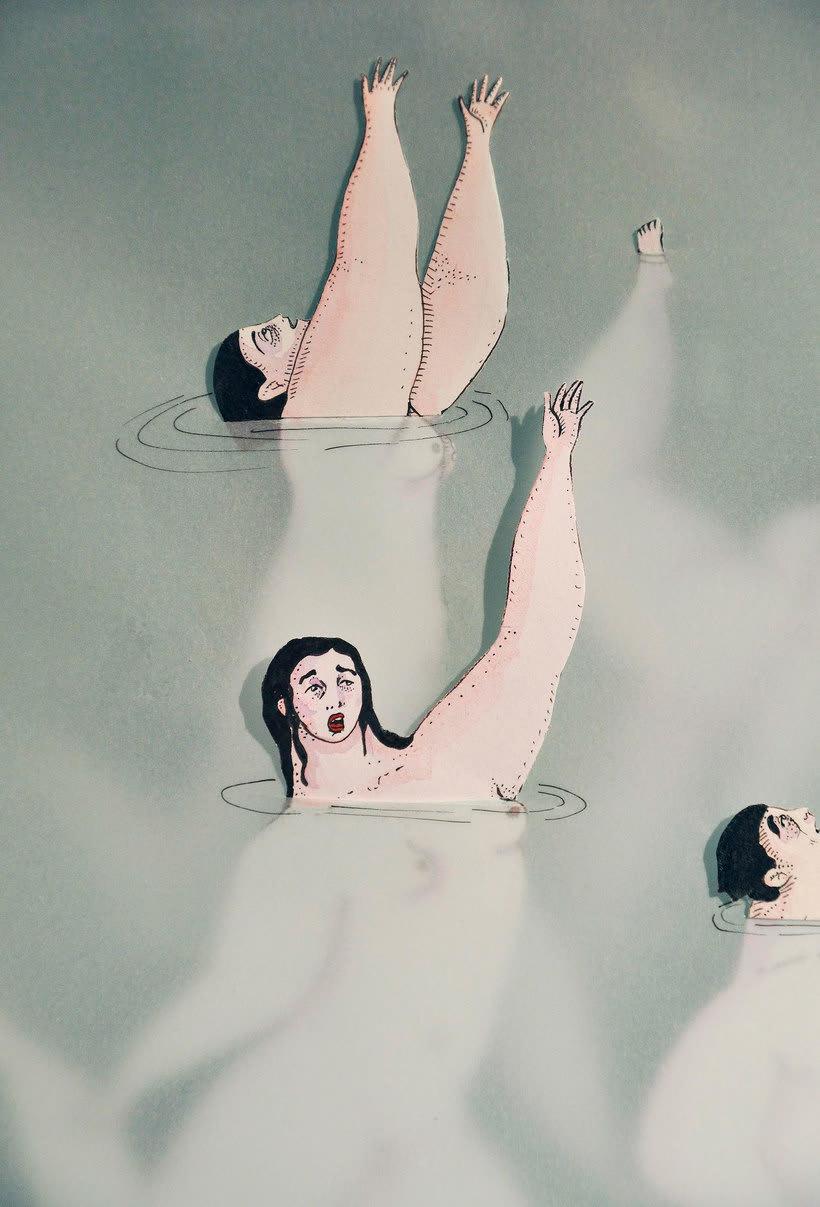 Las ilustraciones pasadas por agua de Sonia Alins 12