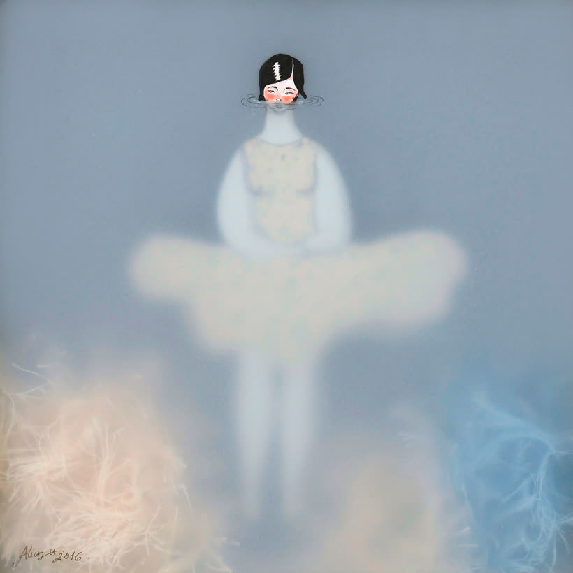 Las ilustraciones pasadas por agua de Sonia Alins 14