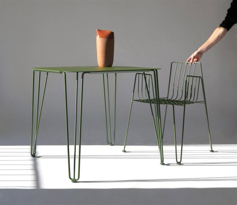 Martín Azúa: mobiliario con esencia mediterránea 1