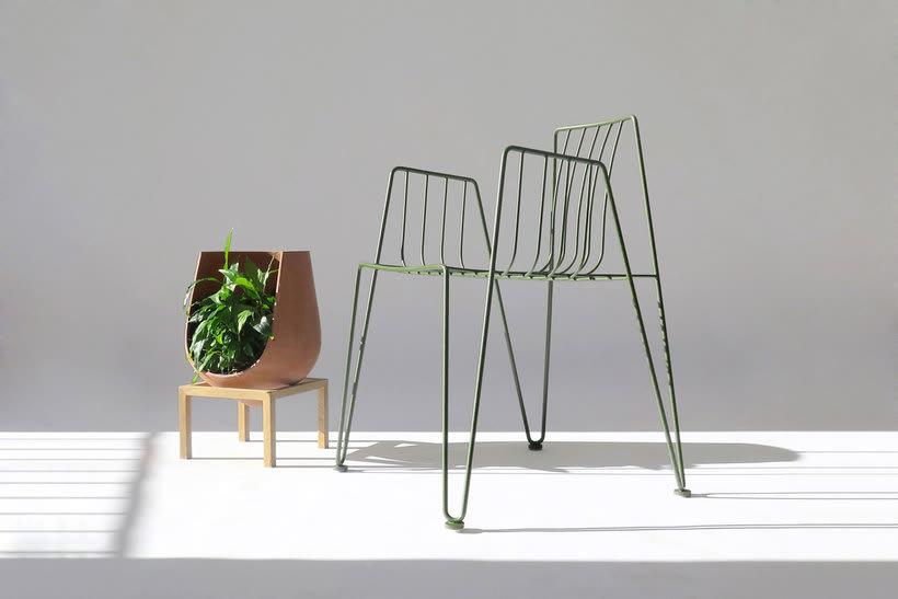 Martín Azúa: mobiliario con esencia mediterránea 9