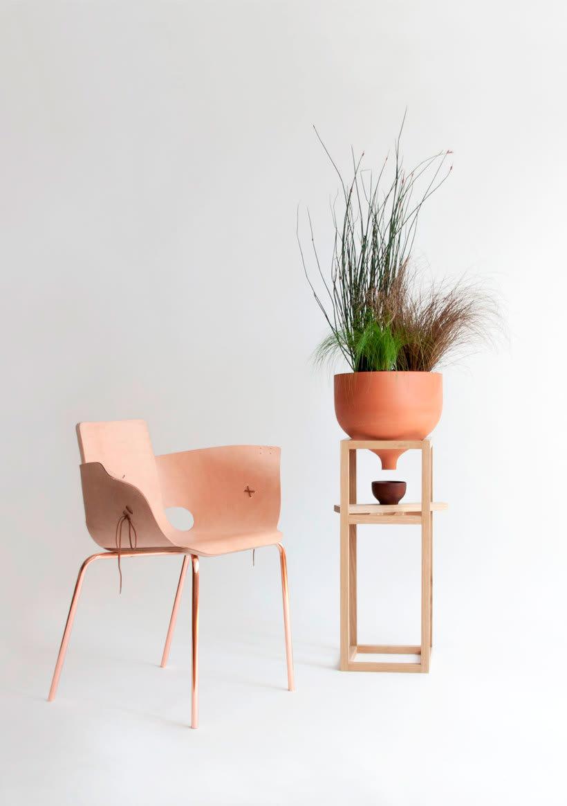 Martín Azúa: mobiliario con esencia mediterránea 14