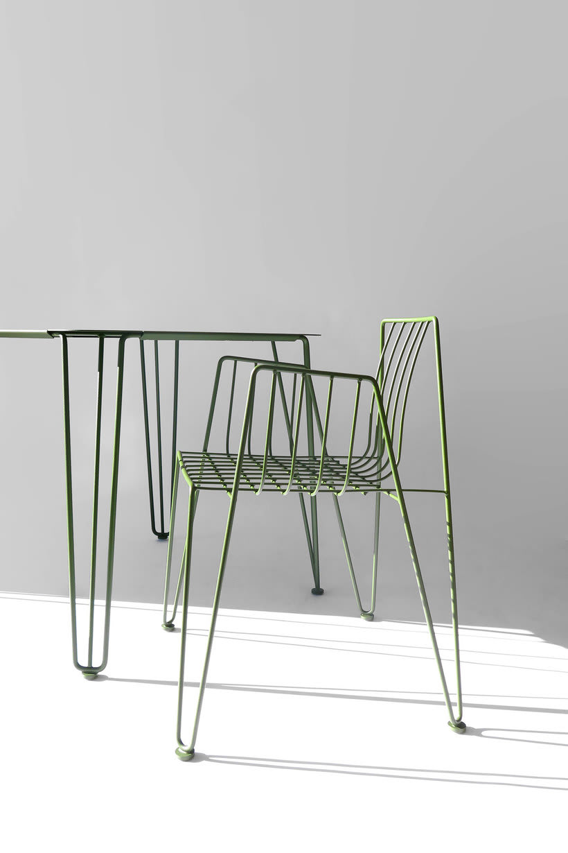 Martín Azúa: mobiliario con esencia mediterránea 15