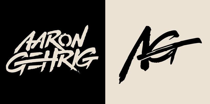 El lettering deviene logotipo de la mano de David Sandén 10