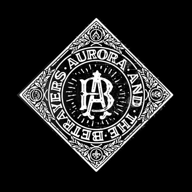 El lettering deviene logotipo de la mano de David Sandén 14
