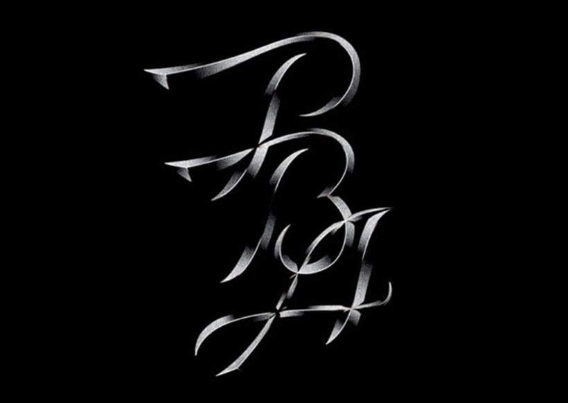 El lettering deviene logotipo de la mano de David Sandén 23