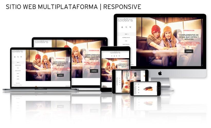Sitio Web | RESPONSIVE: www.coolskins.com.es -1