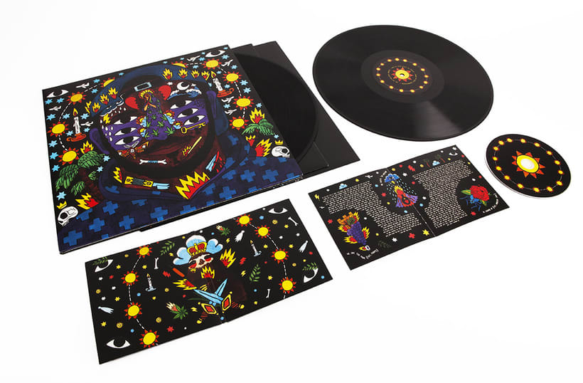 10 discos que nos encantan por su diseño 3