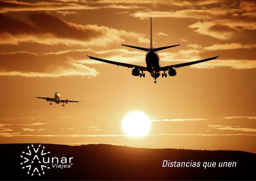 Aunar: Branding y eslogan para agencia de viajes 8