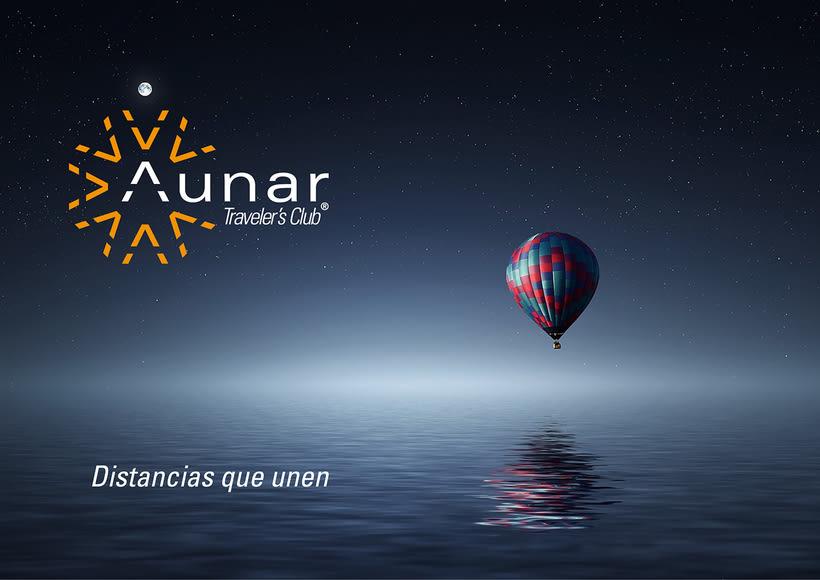 Aunar: Branding y eslogan para agencia de viajes 11
