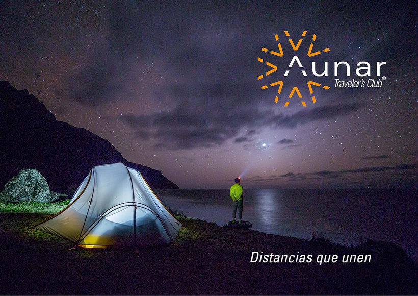 Aunar: Branding y eslogan para agencia de viajes 13