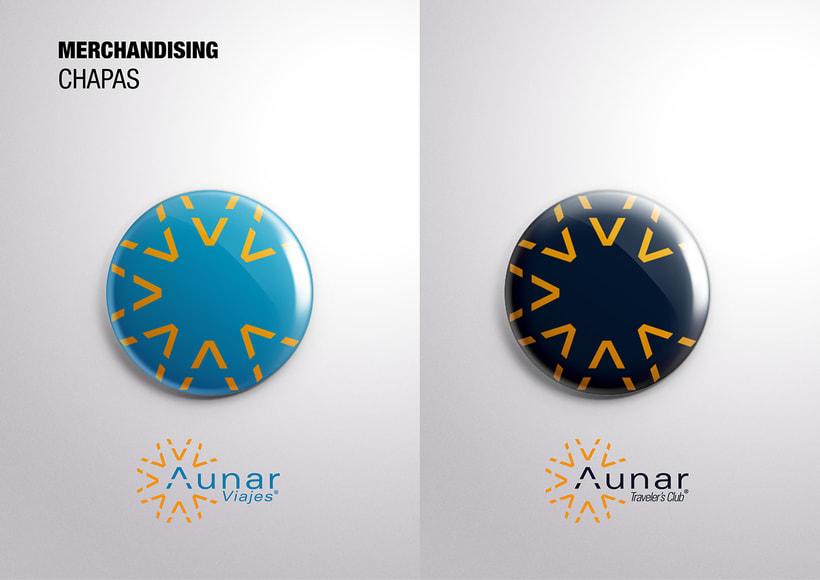 Aunar: Branding y eslogan para agencia de viajes 19