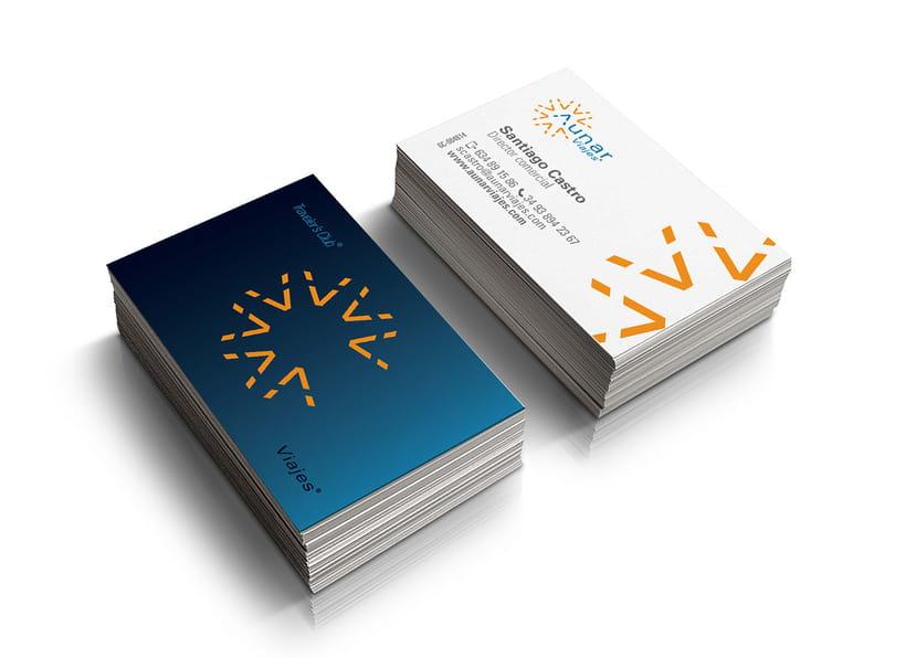 Aunar: Branding y eslogan para agencia de viajes 20