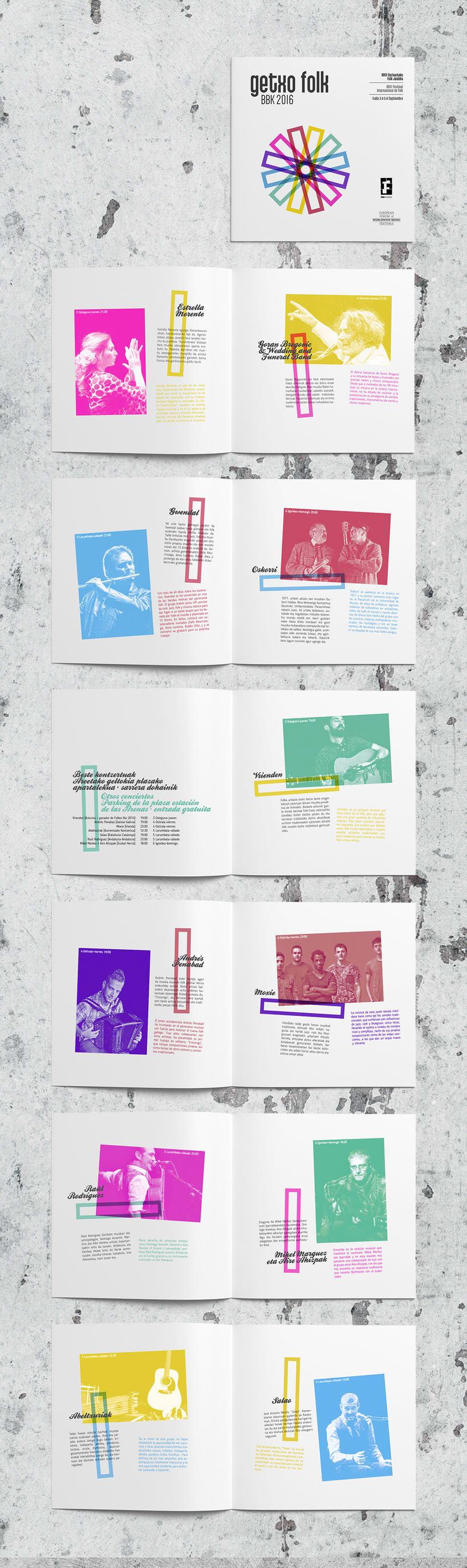 Catálogo Getxo Folk 3