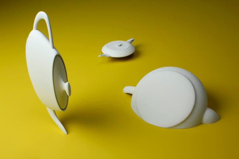 Cuando la fotografía imita el diseño en 3D 4