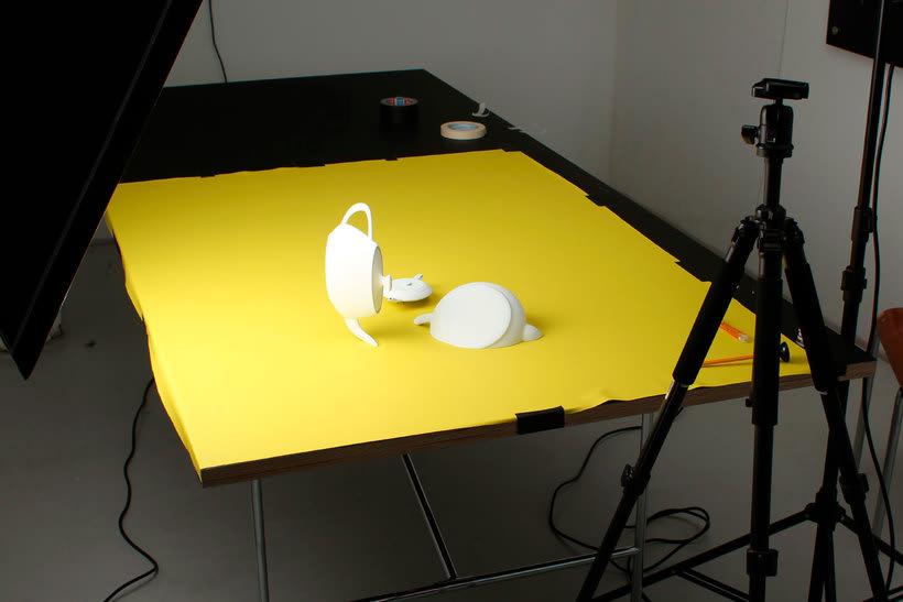 Cuando la fotografía imita el diseño en 3D 11