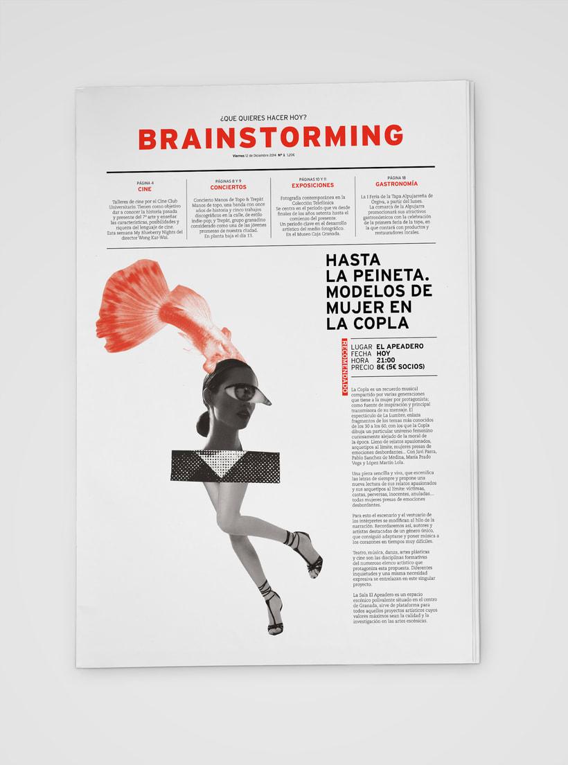 Periódico Brainstorming 0